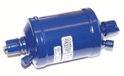 Фильтры-осушители для трубопроводов всасывания Alco controls серия ASF и ASD