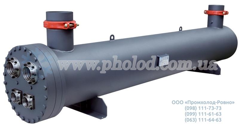 Кожухотрубный испаритель WTK DCE 243 Королёв Пластины теплообменника Tranter GX-091 P Набережные Челны