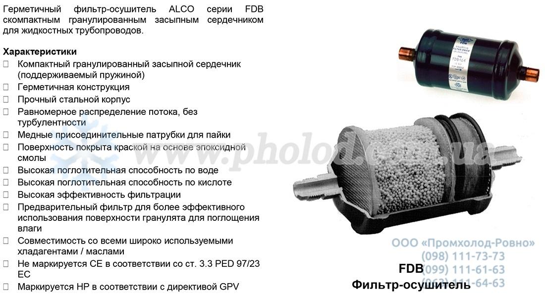 Alco controls FDB - 1