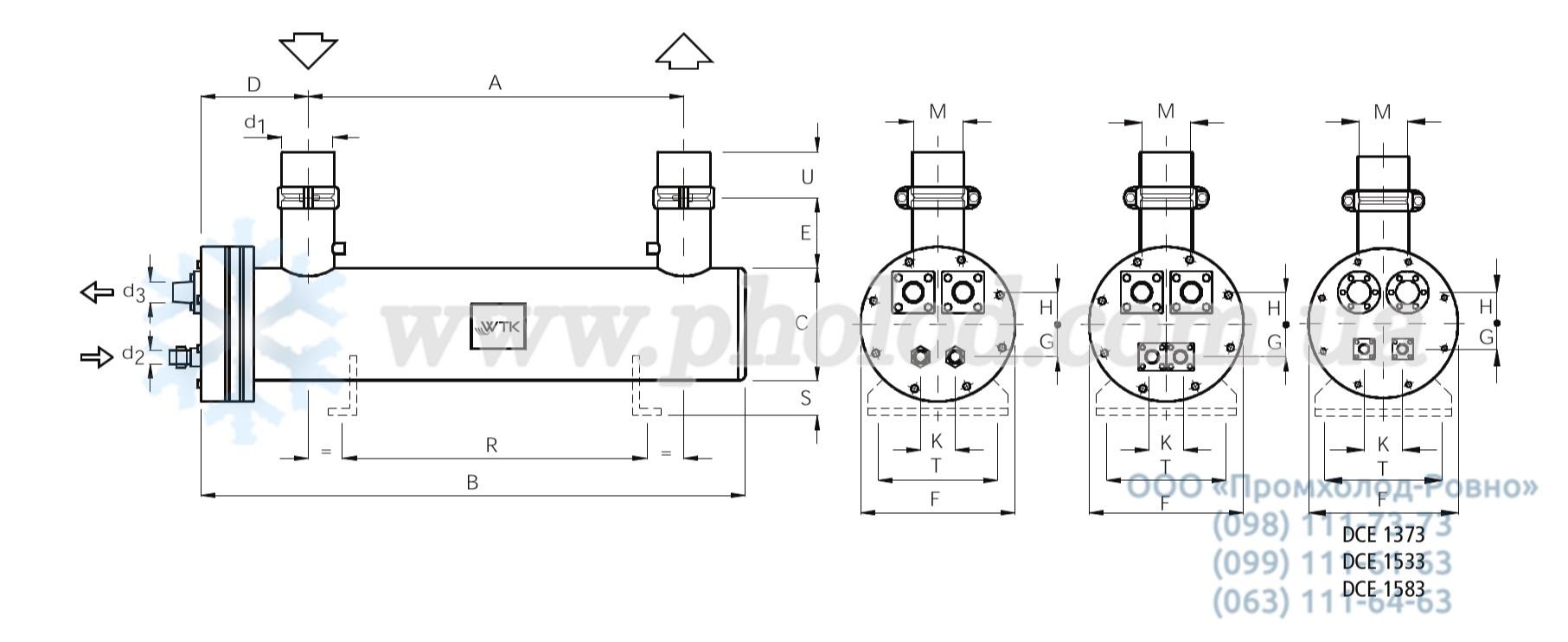 Уплотнения теплообменника Машимпэкс (GEA) NT 250L Камышин