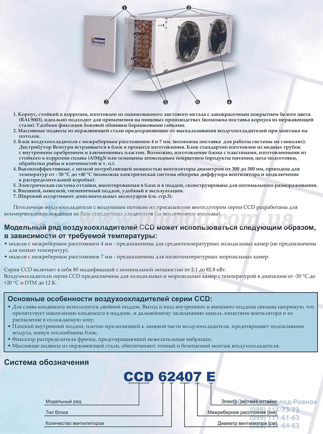Goedhart CCD - 1