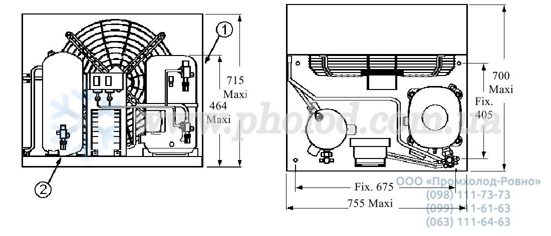 dimensions TAGS4573THR