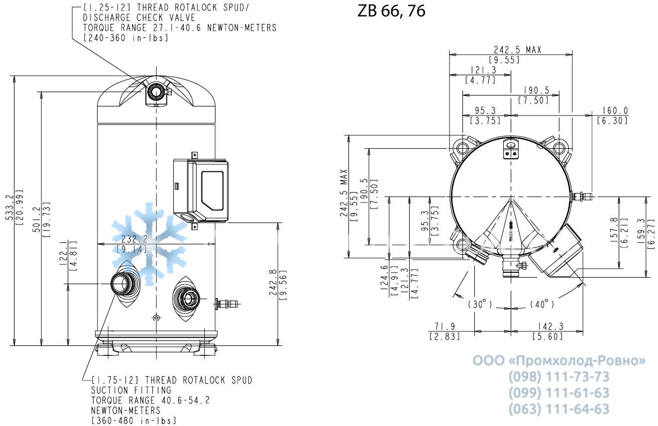 dimensions ZB66_76